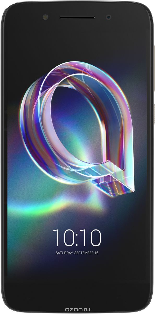 Alcatel Idol 5 (6058D), Metal Silver